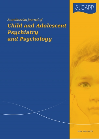 Scandinavian Journal of Child and Adolescent Psychiatry and