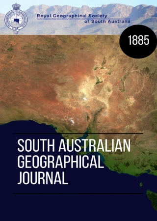South australian geographical journal gumiabroncs Choice Image